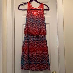 Express Printed Dress